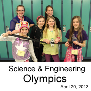 2013 Science and Engineering Olympics