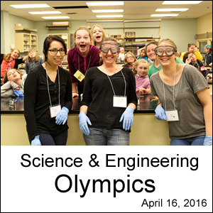 2016 Science and Engineering Olympics