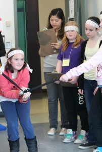 Physics Event: Projectile Motion with Angry Birds