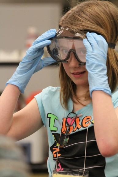 Chemistry Event: Making Bouncy Balls