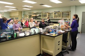 Chemical Engineering: Extracting Iron from Breakfast Cereal