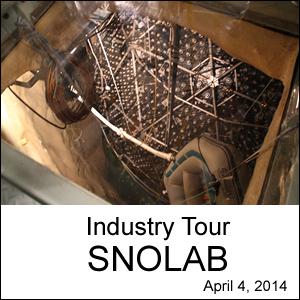 SNOLAB Tour