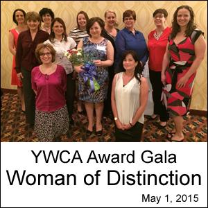 2015 YWCA WOD